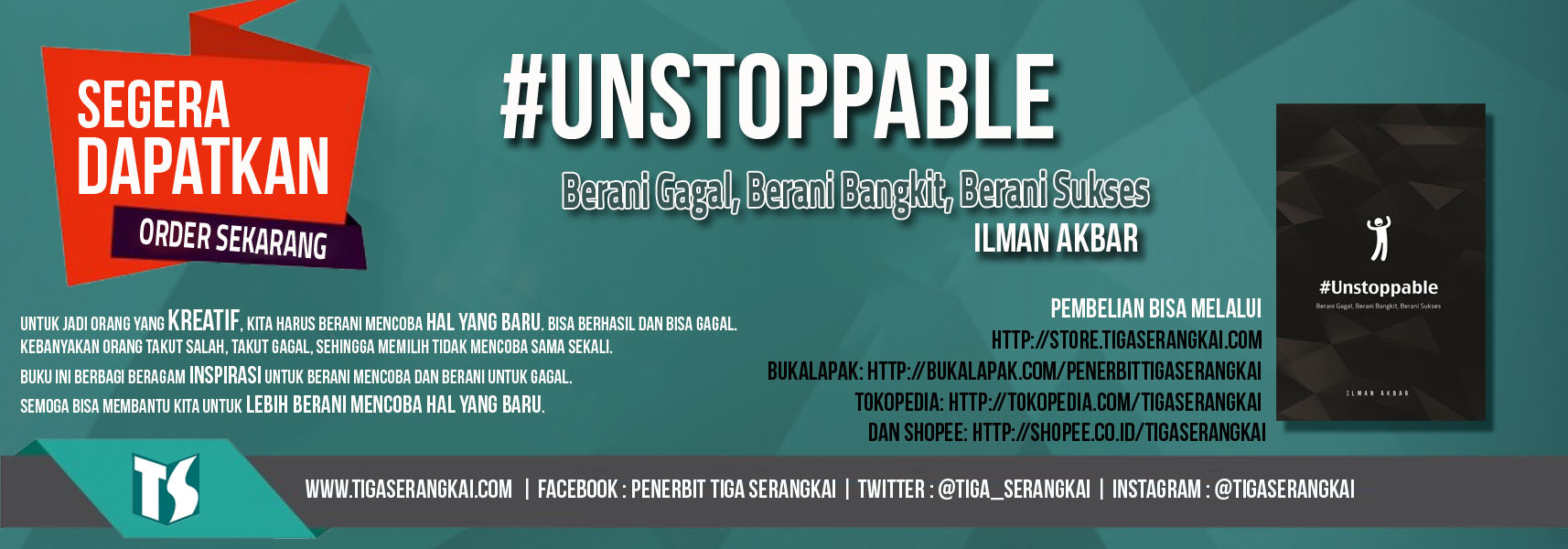 Promo #Unstoppable