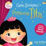 Gaun Seragam Princess Tita