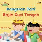 Pangeran Dani Rajin Cuci Tangan