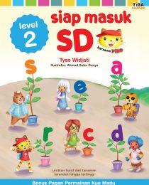 Siap Masuk SD Level 2