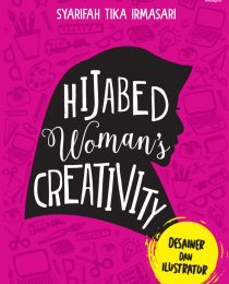 Hijabed Woman's Creativity: Desainer Dan Ilustrator