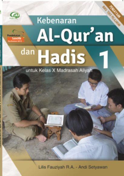 142105.064 Qur'an Hadis MA 1