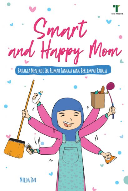 Smart and Happy Mom