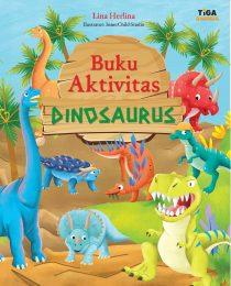 Buku Aktivitas Dinosaurus