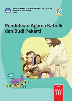 Cover BS Katolik SD Kelas III