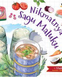 Seri Kisah Kuliner Nusantara: Nikmatnya Sagu Maluku