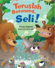 Seri Binatang Pejuang: Teruslah Berenang, Seli!