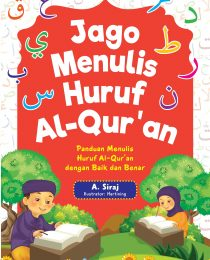 Jago Menulis Huruf Al-Qur'an