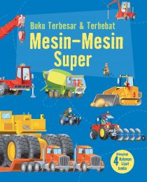Buku Terbesar & Terhebat: Mesin-Mesin Super