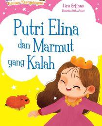 Seri Putri dan Hewan Kesayangan: Putri Elina dan Marmut yang Kalah