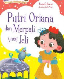 Seri Putri dan Hewan Kesayangan: Putri Oriana dan Merpati yang Jeli