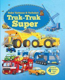 Buku Terbesar & Terhebat: Truk-Truk Super