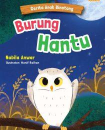 Cerita Anak Binatang: Burung Hantu