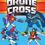 Aktivitas Berstiker Kendaraan Robot: Drone Cross